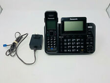 Panasonic KX-TG9542B Link2Cell Bluetooth Enabled 2 Line Phone Console