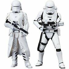 ARTFX+ Star Wars FIRST ORDER SNOWTROOPER & FLAMETROOPER 2 PACK 1/10 Kotobukiya