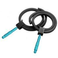 Einstellbarer flexibler Zahnkranz Hand für DSLR Kamera Focus Zoom Tool Foll Y0B4