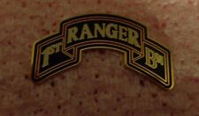 COMBAT SERVICE IDENTIFICATION BADGE,CSIB,,1ST RANGER BATTALION