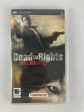 PSP Dead to Rights: Reckoning (2006), Brand New & Factory Sealed