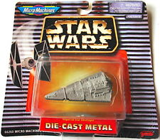 Star Wars Micro Machines Titanium Die Cast Star Destroyer  2nd pack MIP 917