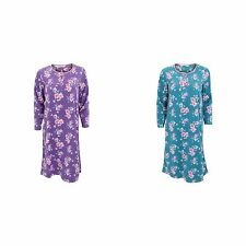 Polyester Long Sleeve Floral Lingerie & Nightwear for Women