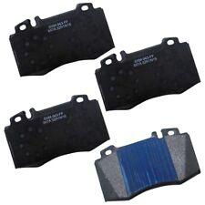 Disc Brake Pad Set-Stop Semi-Metallic Brake Pad Front Bendix SBM847A