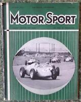 MOTORSPORT MAGAZINE VOL XXXVI NO6 JUNE 1960 - HUMBER SUPER SNIPE TESTED