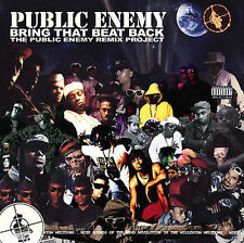 PUBLIC ENEMY (BRING THAT BEAT BACK - REMIX PROJECT CD SEALED + FREE POST)