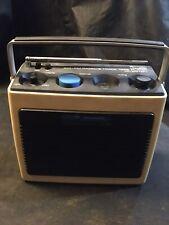 "Vintage 8-Track Tape Player Am Fm Radio ""beta� by Kryptonite Electronics 70s"