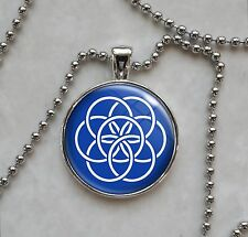 International Flag of Planet Earth Necklace