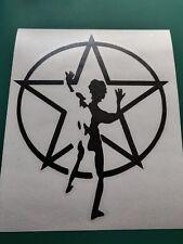 Rush Star Man Logo - LARGE 290mm Car/Van/Camper/Bike Decal Sticker Graphic
