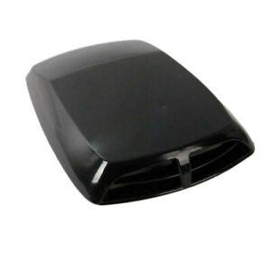 Car Truck Hood Scoop Vent Bonnet Cover Black Decorative Accessories Universal