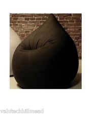 Terapy Ergonomic Living Elly Bean Bag Chair, Colour: Brown