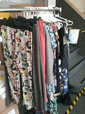 Womens Wholesale / Job Lot / Bundle - Ladies Clothes Size 8/10 - GC- REF-RL8/10