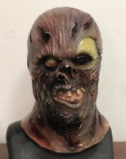 Jason Unmasked Mask Halloween Zombie Horror Hockey Serial Killer Fancy Dress