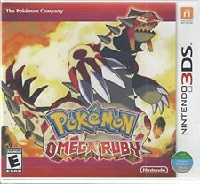 Pokemon Omega Ruby (3DS) + Pokemon Playing Cards