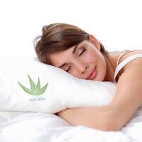 The Original Aloe Vera Infused Memory Foam Pillow