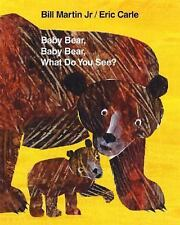NEW - Baby Bear, Baby Bear, What Do You See? (Brown Bear and Friends)
