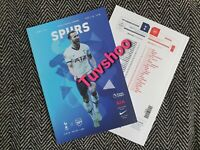 Tottenham Spurs v Arsenal LONDON DERBY Programme 11/7/2020! READY TO DISPATCH!!!
