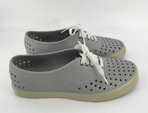 Native Grey Rubber Shoes Size Womens 11