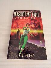 Resident Evil: Caliban Cove Vol. 2 by S. D. Perry (1998, Paperback) Capcom