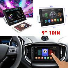 "9"" Single 1 DIN Head Unit Car Stereo MP5 Player Touch Screen Radio FM/USB/TF"