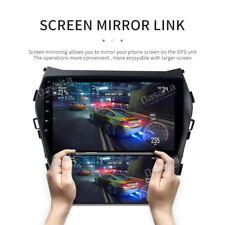 4+32G Android 8.0 Radio for Hyundai Santa Fe IX45 Stereo GPS Navigation Headunit