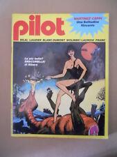 PILOT Rivista Fumetti n°11 1983 Christin Bilal - Ribera Martinez Ceppi [D9]