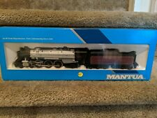 Mantua HO Canadian Pacific Steam Locomotive and Tender # 311-80