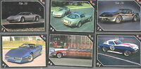 Lot Of 9 Vette Set Corvette Special CarsTrading Cards 1991 Inaugural Edition
