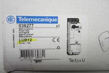 NEW TELEMECANIQUE LUB-12 POWER BASE LUB12