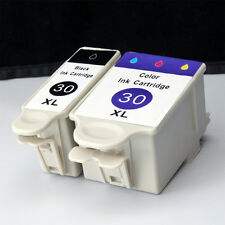 2 Generic Kodak 30XL 30 ink Cartridge for ESP 2150 2170 C310 C315 3.2 High Yeild
