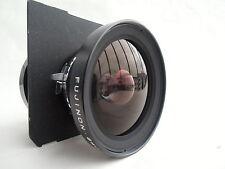 Fuji (Fujinon) SWD 90mm /f 5.6 lens, Copal shutter, Toyo-View lensboard (572825)