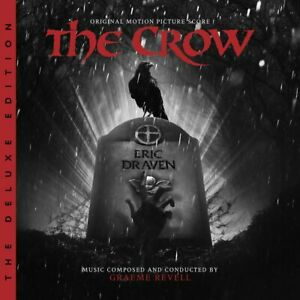 The Crow - 2 x CD Expanded Score - Deluxe Edition - Limited 2000 - Trevor Rabin