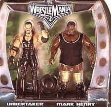 Wrestlemania 22 Undertaker Mark Henry Series 3