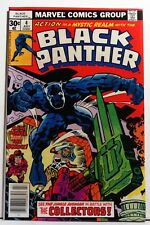 Black Panther  Vol. 1 (1977-1979)  #4  Marvel < NM- > Jack Kirby