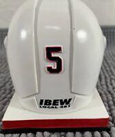 Indy Fuel Hockey Promo Replica Mini Helmet Minor League