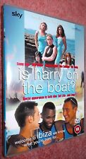 Is Harry On The Boat? (DVD) Sky One Ibiza Danny Dyer Will Mellor Rare/ OOP
