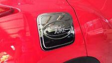 Fit For Nissan Juke 2011-2014 Chrome Oil Cap Fuel Cap Cover Trim