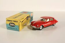 Corgi Toys 210 S, Citroen DS 19, Mint in Box                             #ab1730