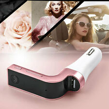 FM Transmitter Bluetooth Car Kit G7 Charger USB TF MP3 Player for Samsung HTC