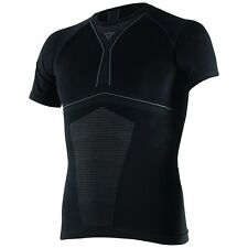 DAINESE UNDERWEAR D-CORE DRY TEE S-S NERO ANTRACITE TG.XL/2XL