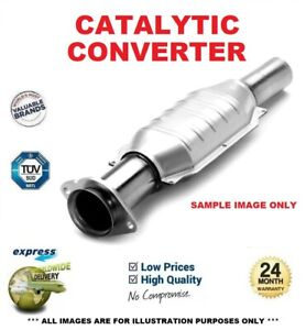 CAT Catalytic Converter for OPEL MERIVA 1.7 DTI 2003-2010
