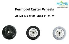 Permobil Replacement Caster Wheel Tire for Power Wheelchair (Fits Front or Rear)