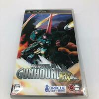 PSP Kisou Ryouhei Gunhound EX Sony PlayStation Portable  Japan Import