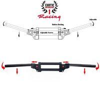 """Banshee //Black 636-01-BK-03-219 Renthal 7//8/"""" ATV Handlebars Yamaha YFZ350"""
