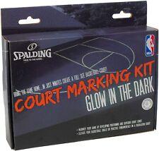 Spalding Basketball Court Marking Kit ~ Glow in The Dark Bundle