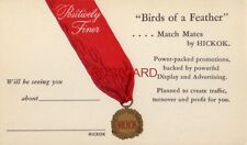 """POSITIVELY FINER by HICKOK """"Birds of a Feather"""" ... MATCH MATES promotions"""