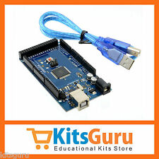 Mega 2560 R3 Mega2560 R3 ATmega2560 16AU CH340G Board + Free USB Cable KG028