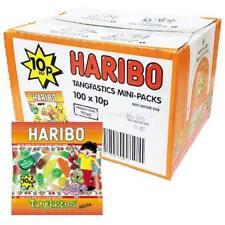 Haribo Tangfastics 100 Mini Bags Retro Fizzy Mix