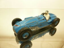 DINKY TOYS 230 TALBOT LAGO RACING CAR - BLUE - GOOD CONDITION