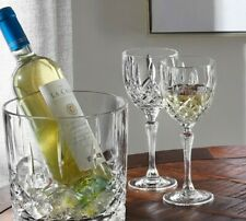 Marquis by Waterford Markham Wine Goblets Glasses, Set of 4